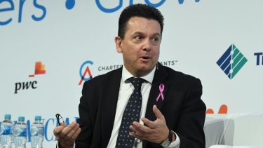Nick Xenophon says his proposals would not affect horse racing broadcasts.