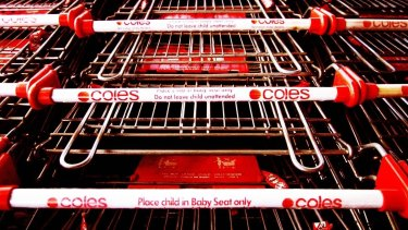 Coles is subject to an enforceable undertaking from the Fair Work Ombudsman regarding its trolley chain service.