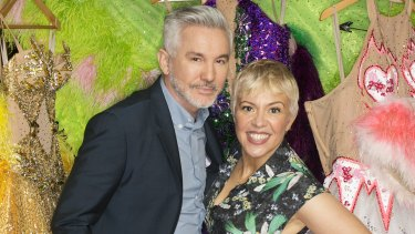 Baz Luhrmann and Catherine Martin home for Christmas.