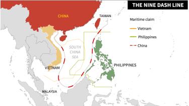 South China Sea.