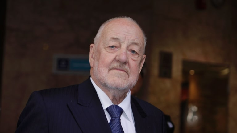 Possibly affected: Travers Duncan has appealed on ICAC corruption findings against him following an investigation into a coal tenement at an Obeid family farm.