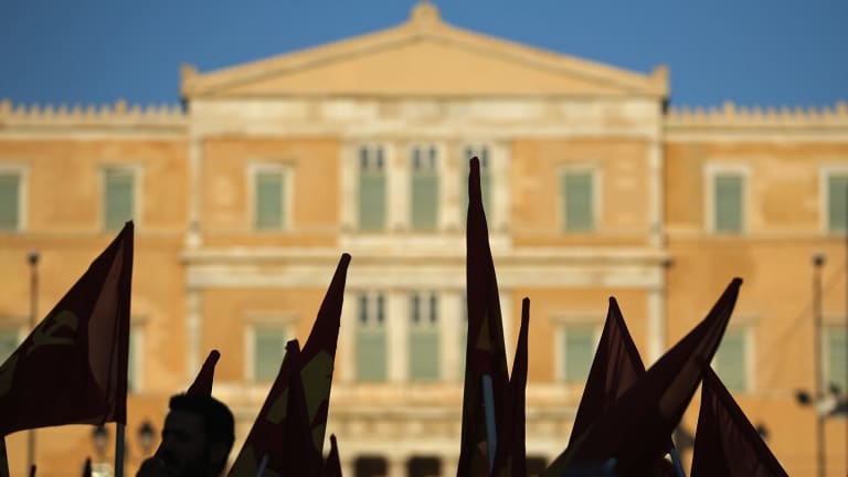 The only guaranteed outcome of the Greek referendum is volatility, economist says,