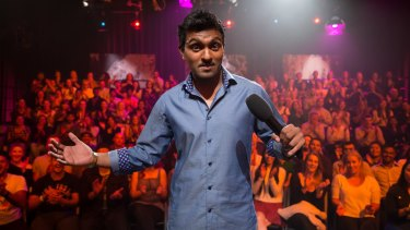 Legally Brown: Nazeem Hussain is not a blonde!