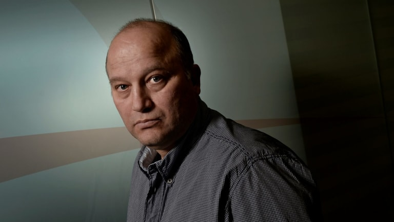 Former teacher Peter Doulis was awarded a payout after suffering severe depression.