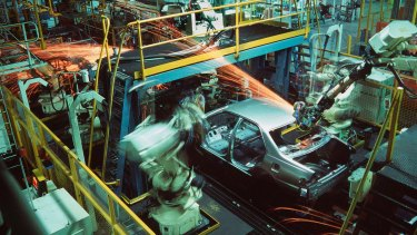 Toyota will end production in Australia in October.