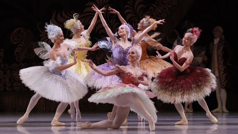 The Australian Ballet's opulent new production of <i>The Sleeping Beauty</i>.