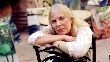 Joni Mitchell is the Monet of music: for decades, she just cranked out masterpieces.