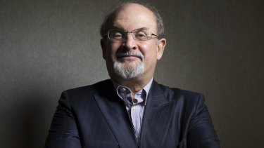 Salman Rushdie has hit out about the unveiling of Elena Ferrante's identity as 'tawdry'.