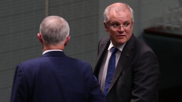 Prime Minister Malcolm Turnbull and Treasurer Scott Morrison have limits.