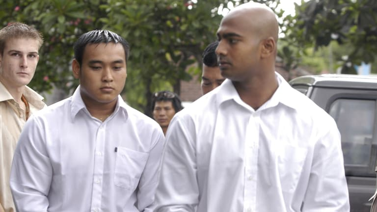 Myuran Sukumaran could have fled Indonesia but chose to try to save others