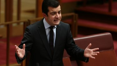 Senator Sam Dastyari's former employee Michael Buckland asked for ALP members' addresses to be altered.