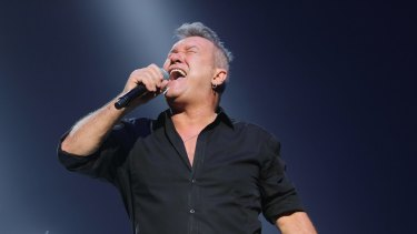 What is Jimmy Barnes supposed to do for a gig during that quiet January period?