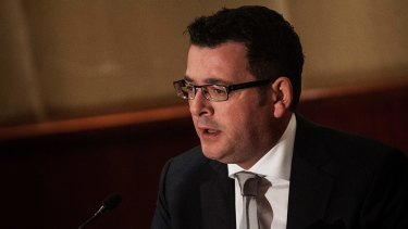 Victorian Premier Daniel Andrews argues police need powers for the good of the community, but an expert has said this risks relations between the two.