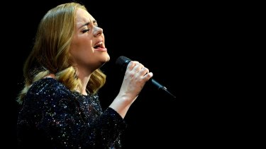 Adele will be the first musical act at The Gabba since Sherbert in 1973.