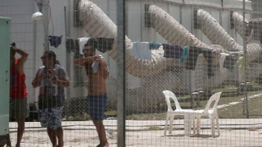 Broadspectrum's job running the Manus Island detention centre is in question after the PNG Supreme Court decision.