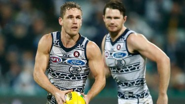 Goes without saying, Selwood and Dangerfield are in the year's best team.