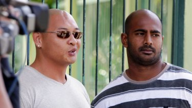Andrew Chan and Myuran Sukumaran have lsot their last-ditch appeal.