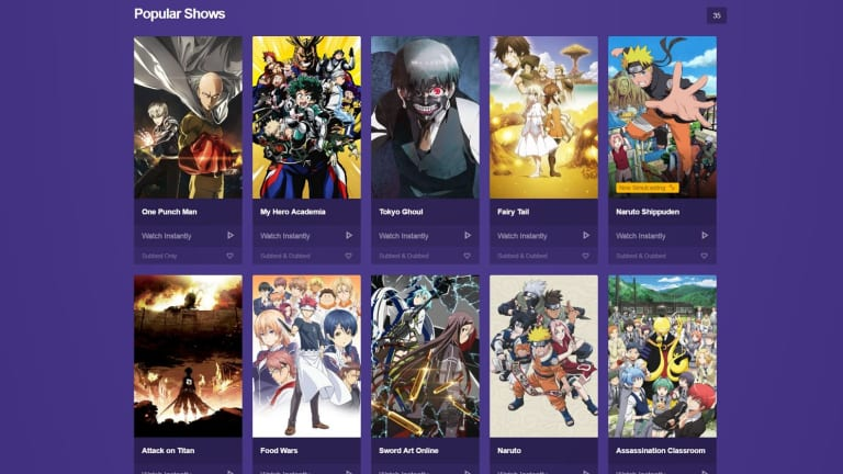 AnimeLab offers hundreds of shows streaming for free.