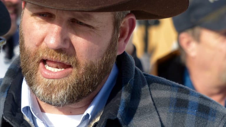 Ammon Bundy, the son of Nevada rancher Cliven Bundy, is acting as a spokesman for armed protesters who have occupied a wildlife refuge in Oregon.
