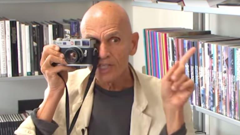 Joel Meyerowitz explains his art in a short video.