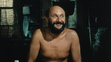 Donald Pleasance is memorably mad in <i>Wake In Fright</i>.