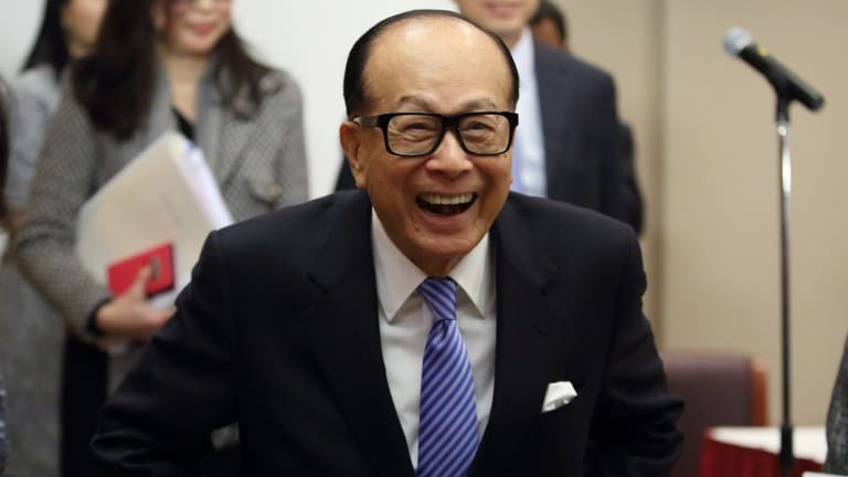 Cheung Kong Infrastructure, which is led by Hong Kong's richest man, Li Ka-Shing, has already battled the ATO and may face the impact of this latest crackdown.