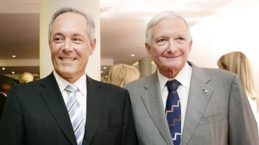Former premiers Morris Iemma and Nick Greiner, who founded ICAC, have opposing views about the watchdog's future.