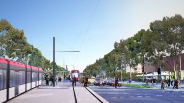 A new report for Unions ACT has backed job forecasts for the light rail line