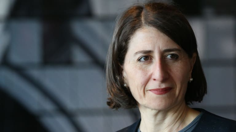 """""""We would welcome the introduction of competition payments"""": NSW Treasurer Gladys Berejiklian"""