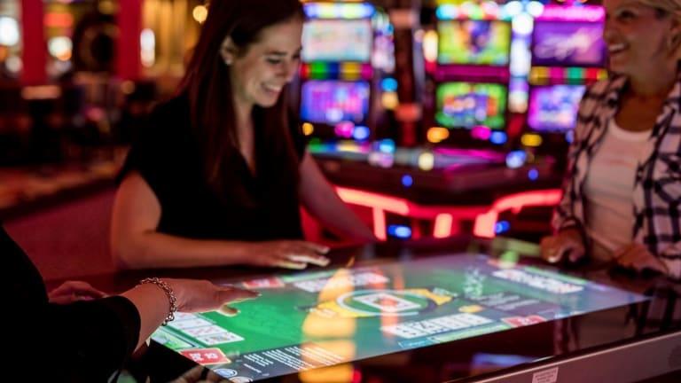 Gamblit's skill-based machines debuted in Las Vegas in March.