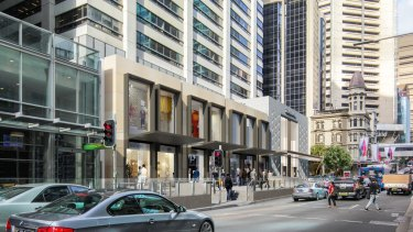 e94bbc96896 The new King and Pitt Street store will be Tiffany s 10th location in  Australia and fourth