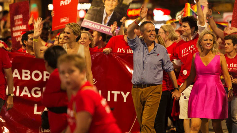 """If Labor is campaigning for """"yes,"""" rather than a boycott, a """"no"""" outcome ought to be disastrous for Bill Shorten."""