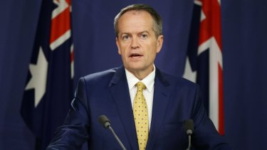 Bill Shorten has called for access to the nation's top public servants.
