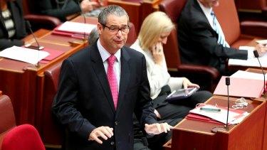 Senator Conroy