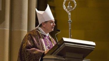 Archbishop of Sydney Anthony Fisher