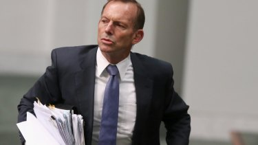 Former prime minister Tony Abbott wants 'much less factionalism within the Liberal Party'.