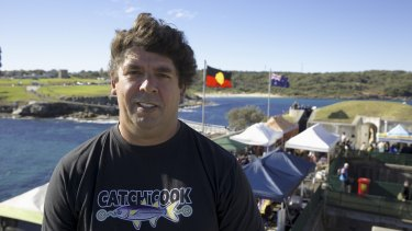 Mechanic on a mission: Peter Cooley stepped up to be a leader of the Indigenous people.