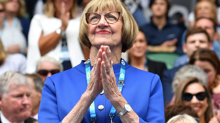 "Radio rambling: Margaret Court says homosexuality is an ungodly ""lust for the flesh"" and that LGBT tendencies in young people are ""all the devil""."