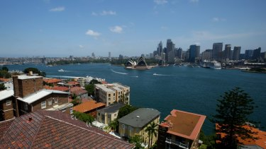 The average Australian household now has more than a million dollars in net wealth.