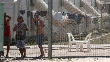 The Manus Island detention centre will soon close.