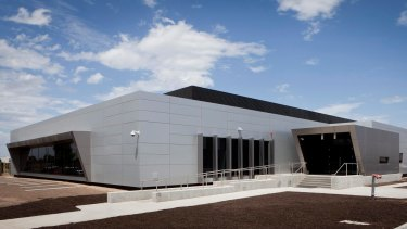 All of the $250 billion a day in bank transactions pass through the data centre in Melbourne.