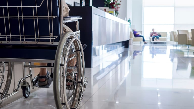 A major issue in this year's British election was how social care would be paid for.
