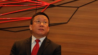 Associate Dean of the MBA program at Beijing's Cheung Kong Graduate School of Business, Dr Li Haitao.