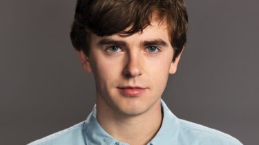 """Freddie Highmore describes his character in The Good Doctor as """"incredibly perceptive""""."""