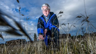 Ecologist Mark McDonnell has warned that Melbourne is at risk of losing more than half its native plants species in the next century.