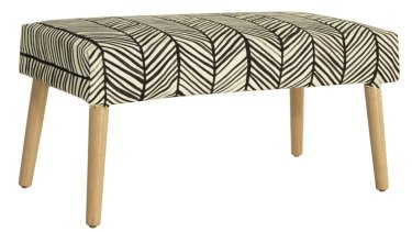 Oz Design Furniture's Scout ottoman.