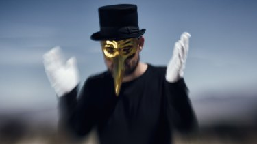 Anonymity is all very well, but how can Claptone be in two places at once?