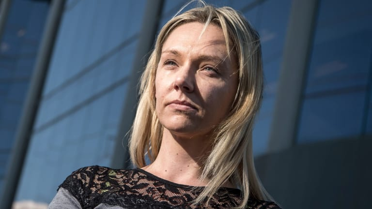 Amanda Frazer says she has been so scarred by her experience she will never buy another home.