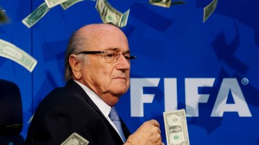 More big names are being caught up in the FIFA scandal.
