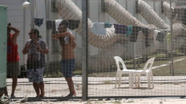The Manus Island detention centre will soon close.